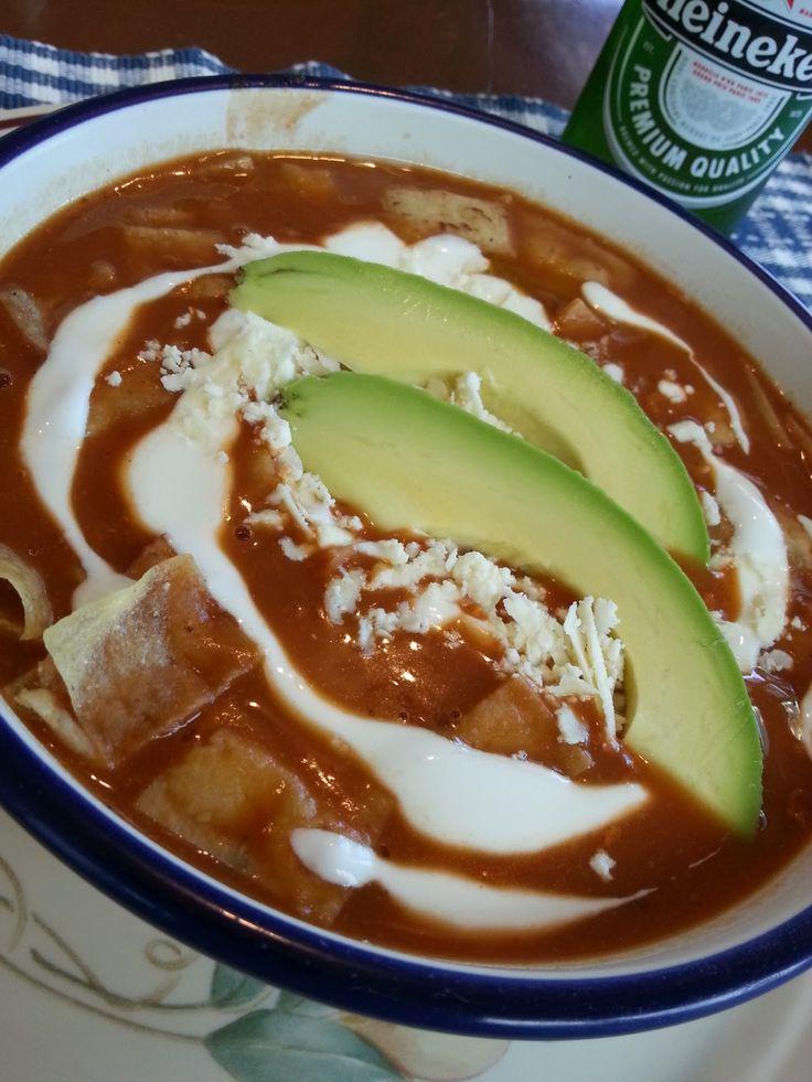 Receta de Sopa tarasca http://gourmetsapiens.blogspot.mx/2013/09/sopa-tarasca.html