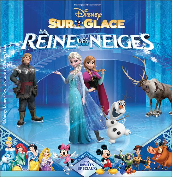 Les 25 meilleures id es de la cat gorie billet spectacle - La reine des glace streaming ...