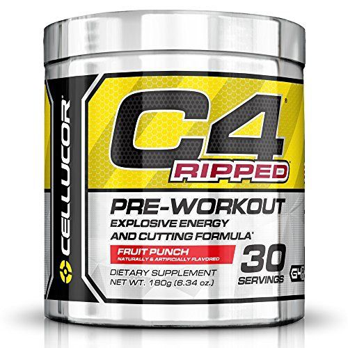 Product review for Cellucor C4 Ripped Pre Workout Thermogenic Fat Burner with Energy and Weight Loss, Fruit Punch, 180g (6.34 oz.)- 30 count -  Reviews of Cellucor C4 Ripped Pre Workout Thermogenic Fat Burner with Energy and Weight Loss, Fruit Punch, 180g (6.34 oz.)- 30 count. Buy Cellucor C4 Ripped Pre Workout Thermogenic Fat Burner with Energy and Weight Loss, Fruit Punch, 180g (6.34 oz.)- 30 count on ✓ FREE SHIPPING on qualified orders. Buy online at BestsellerOutlets P