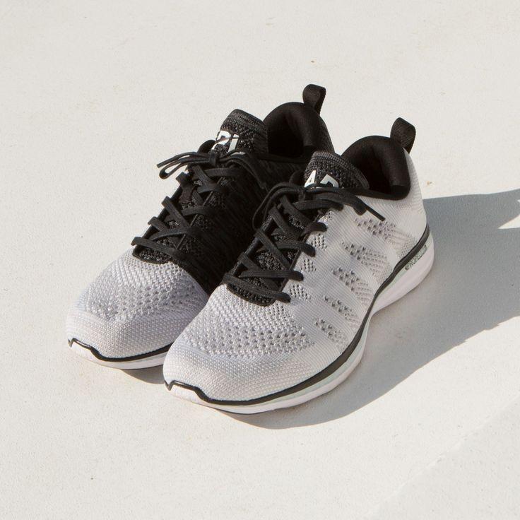 APL Women's Running Shoe Techloom Pro White/Black/Cosmic Grey