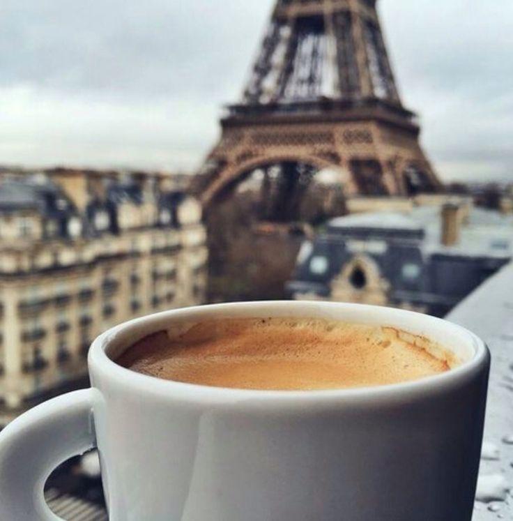 #Coffee in #Paris                                                                                                                                                     More