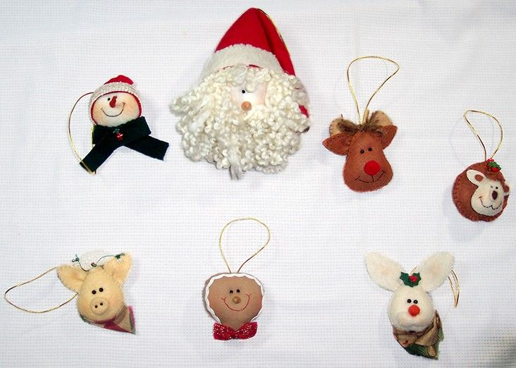 $5000 COP Adornos para el árbol de navidad