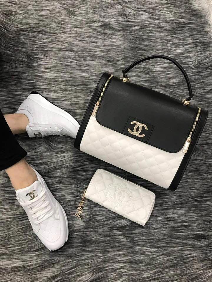 2ac8946ff503 White CC! #Designerhandbags | Designer handbags in 2019 | Designer ...