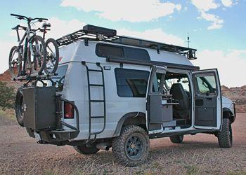 Ford Vans 2008-2013 Ladders