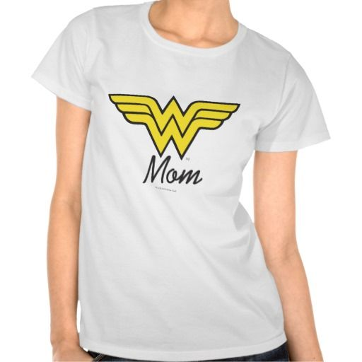 Wonder Mom Classic T Shirt  #zazzle #gifts