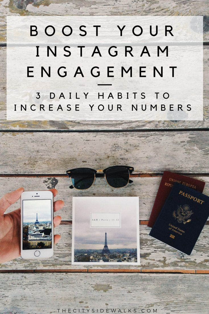 Having a high number of followers means nothing if you don't have the engagement to back it up. Discover 3 simple ways you can increase your Instagram engagement every day.