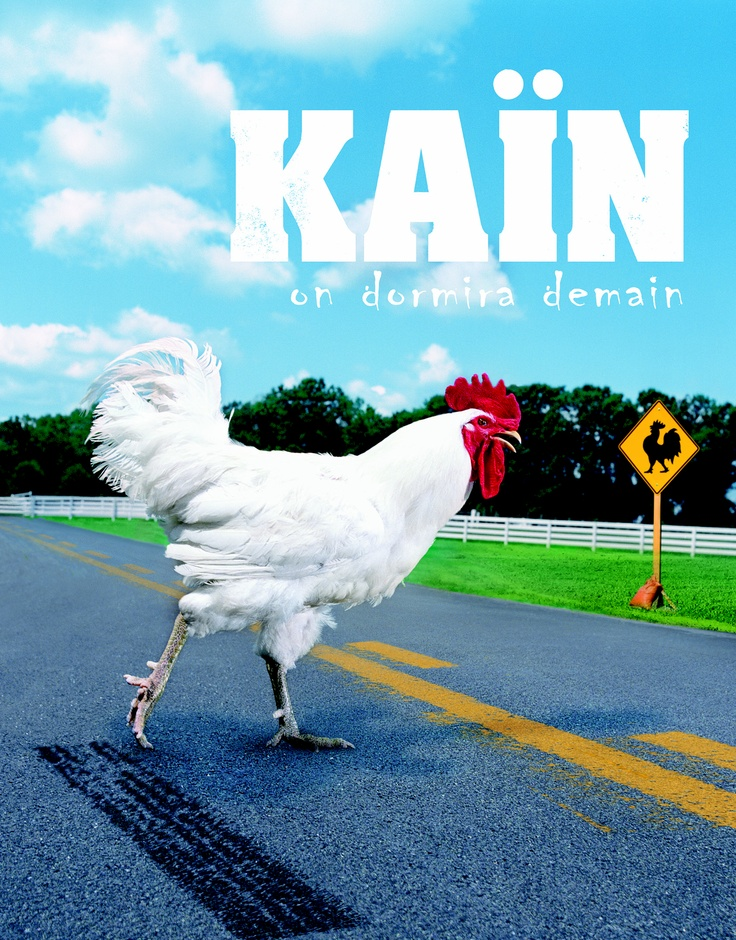 DVD Kaïn - On dormira demain