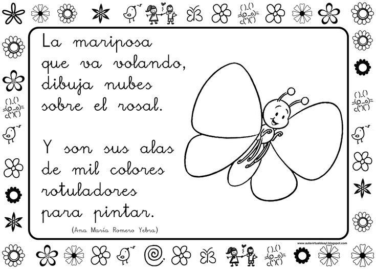 Ms de 25 ideas increbles sobre Poemas de primavera en Pinterest