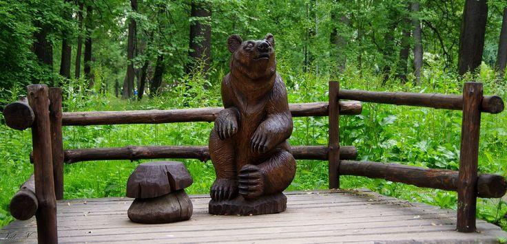 Альбом «Городская и Садово-парковая скульптура и архитектура» :: Валерий Новиков – ФотоКто