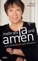SCM Shop: Mehr als Ja und Amen (Käßmann, Margot)