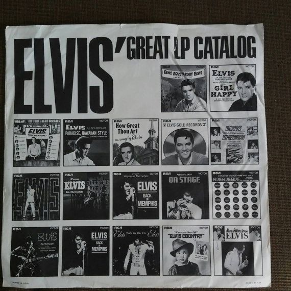 Check out this item in my Etsy shop https://www.etsy.com/listing/261252358/1968-elvis-presley-nbc-live-performance