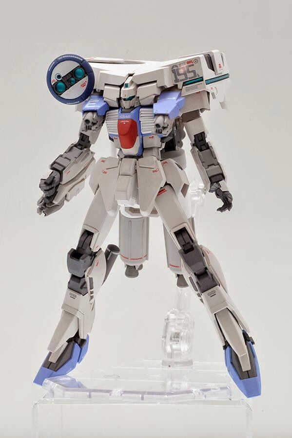 GUNDAM GUY: Tamashii Web Shop Exclusive: Robot Damashii Ka Signature (Side MS) MSA-007e EWAC Nero - On Display @ Tamashii Nation Summer Coll...