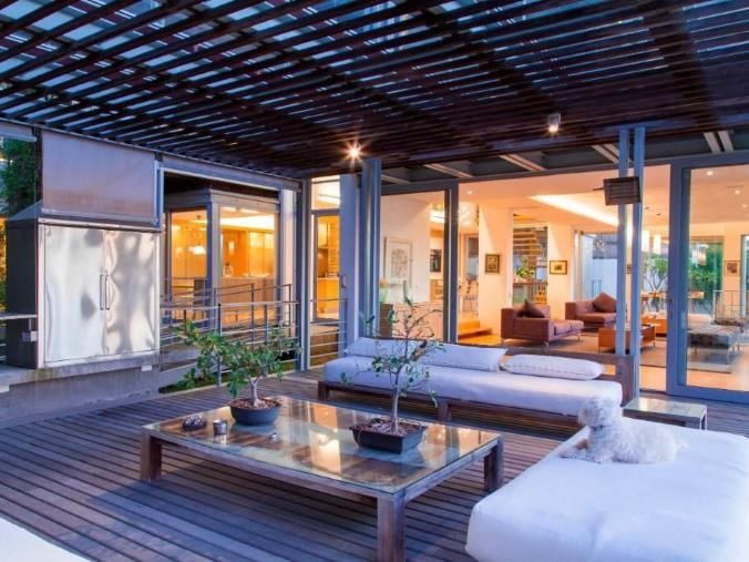 Image result for south african home covered patio living