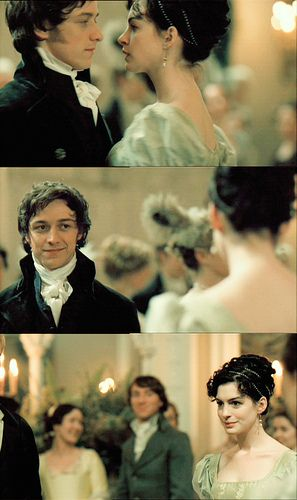 Becoming Jane..wonderful scene