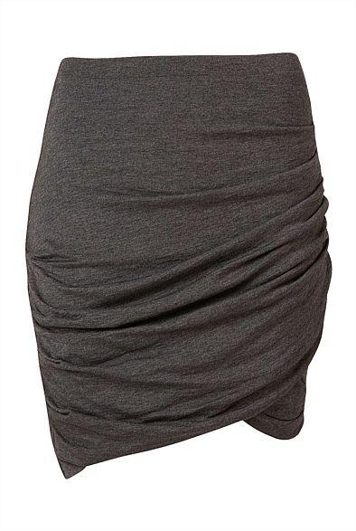 Twist Jersey Skirt #witcherywishlist