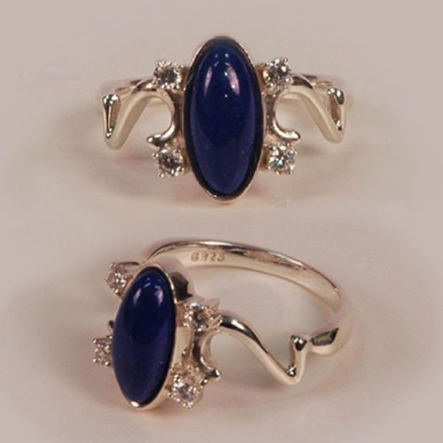 Vampire-Diaries-Elenas-Daylight-ring-Real-lapis-Stone-100-925-Silver