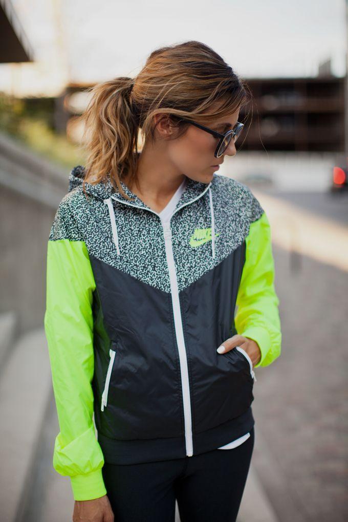 Cute Nike jacket