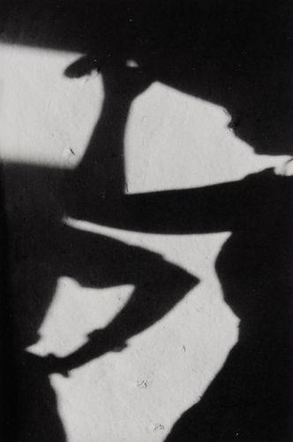 """Bernard Plossu    """"Taos, Nouveau Mexique, 1978""""    Tirage argentique  24cm x 30cm"""