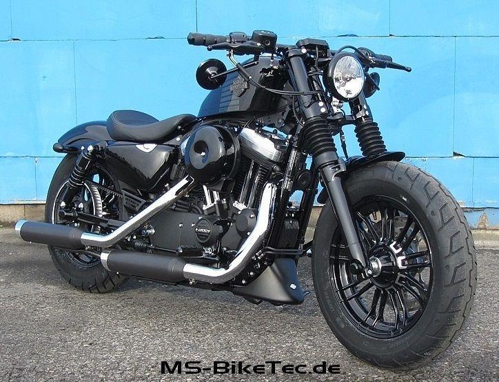 Harley-Davidson Sportster 48 / Forty Eight XL1200X / Mod.2016 !NEU! in Auto & Motorrad: Fahrzeuge, Motorräder, Harley-Davidson | eBay!