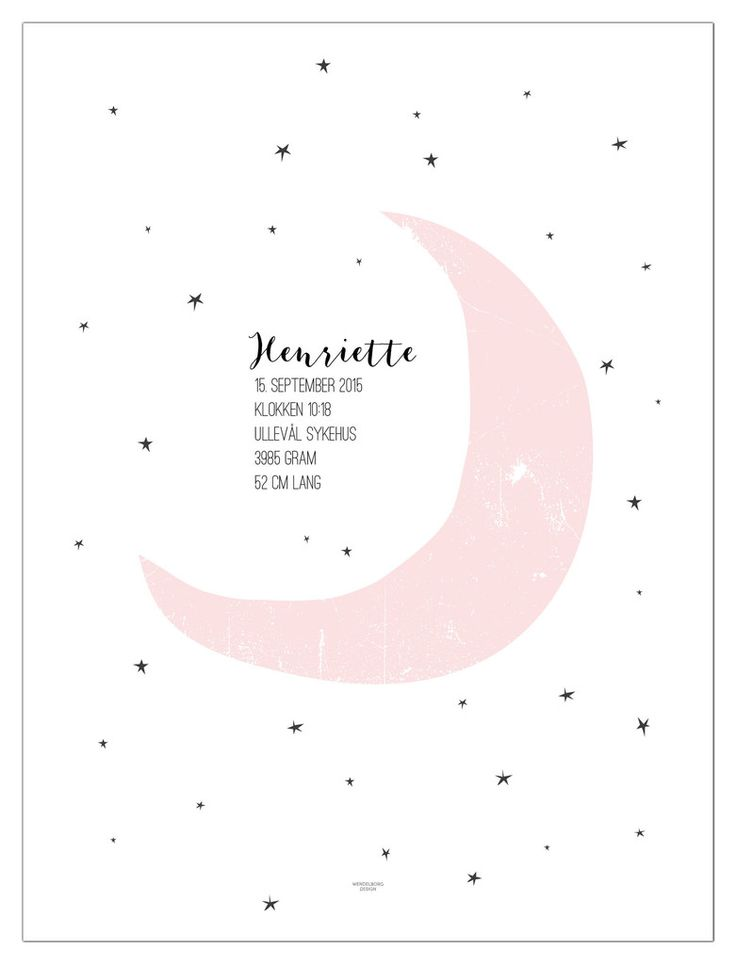 Fargen rosa, posters og inspirasjon til jenterom! www.wendelborgdesign.no