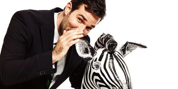 The Hairy Man in the Green Speedo: A Q&A with Rob Delaney