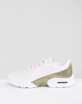 Розовые кроссовки Nike Air Max Jewell