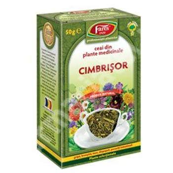"Ceai Cimbrisor iarba, 50 g, Fares<br /><span class=""small"">[5941141001356]</span>"