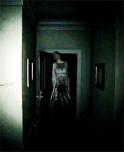 This was an enemy in the Silent Hill P.T demo. I like her.