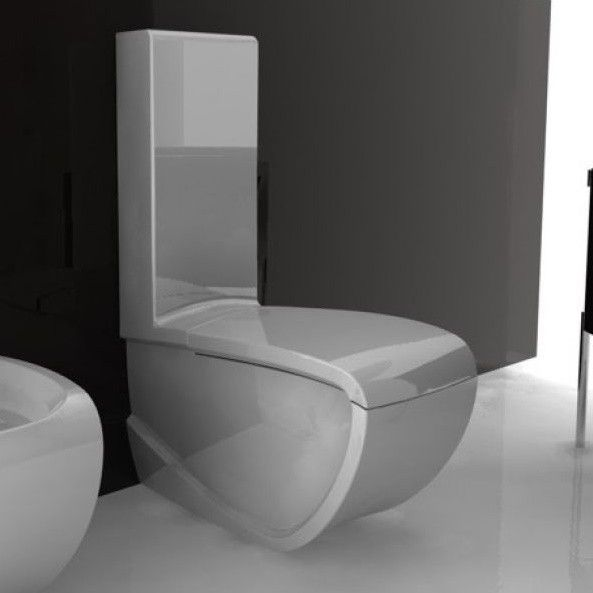 hidra stand wc mit sp lkasten hi line wei hidra ceramica hi line. Black Bedroom Furniture Sets. Home Design Ideas