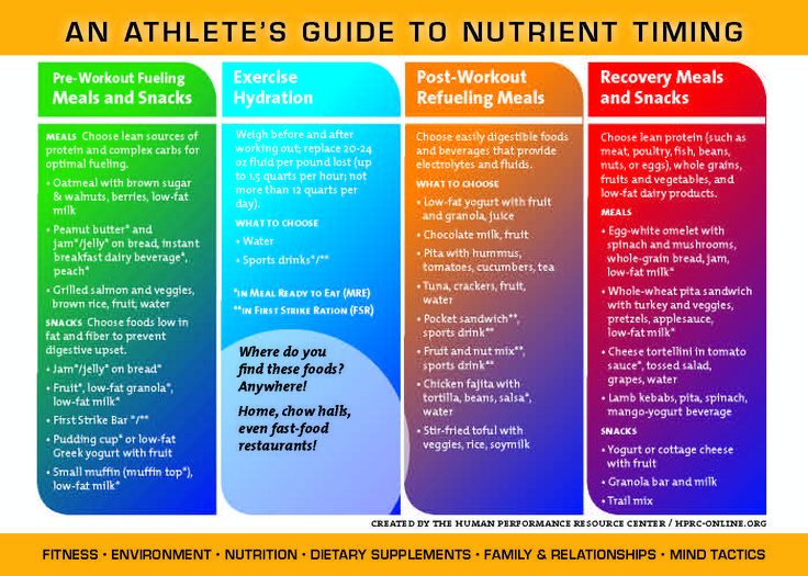 sports nutrition essays