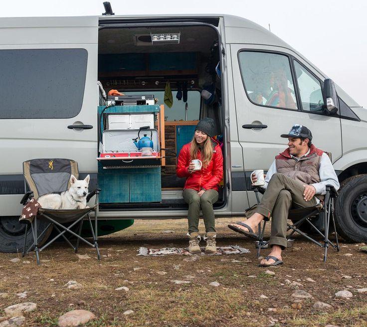 274 best Sprinter Camper images on Pinterest Campers, Caravan - k amp uuml chenblock selber bauen