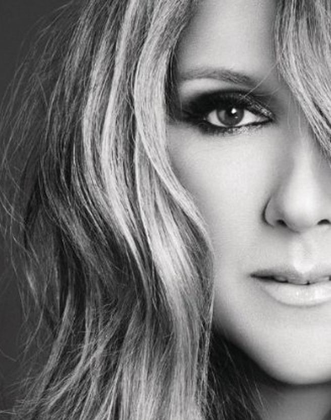 Celine Dion! Stunning beauty AND one of the greatest voices I've ever had the pleasure to hear!