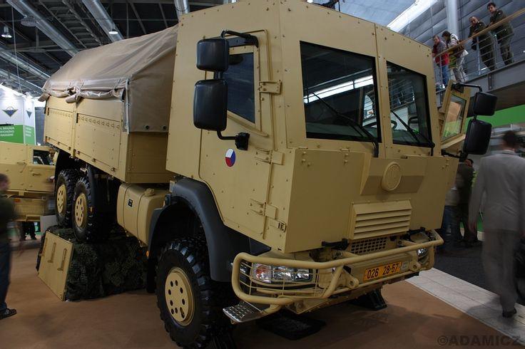 Tatra T810 panceřová