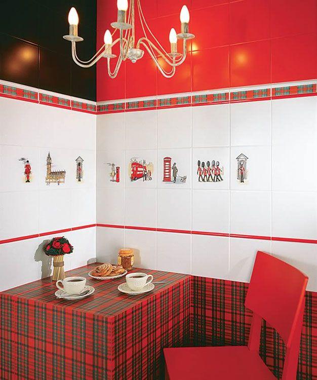 Бейкер-Стрит Kerama Marazzi интерьер и дизайн стола