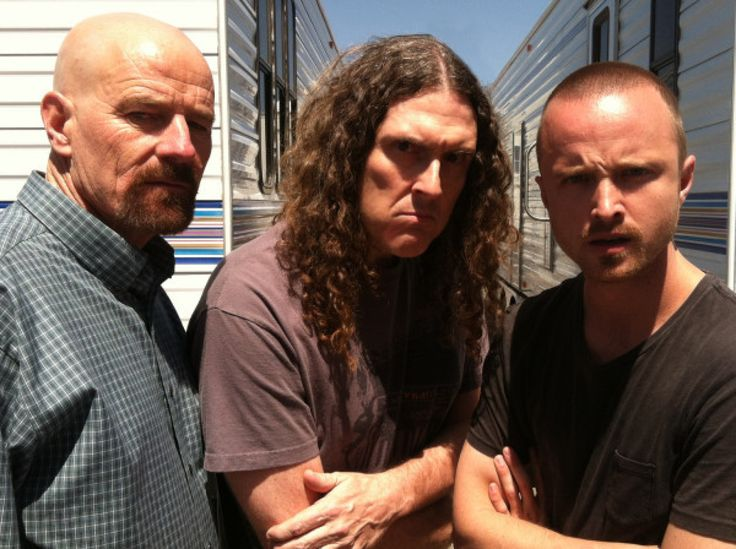 Weird Al & 'Breaking Bad' Go Together Perfectly