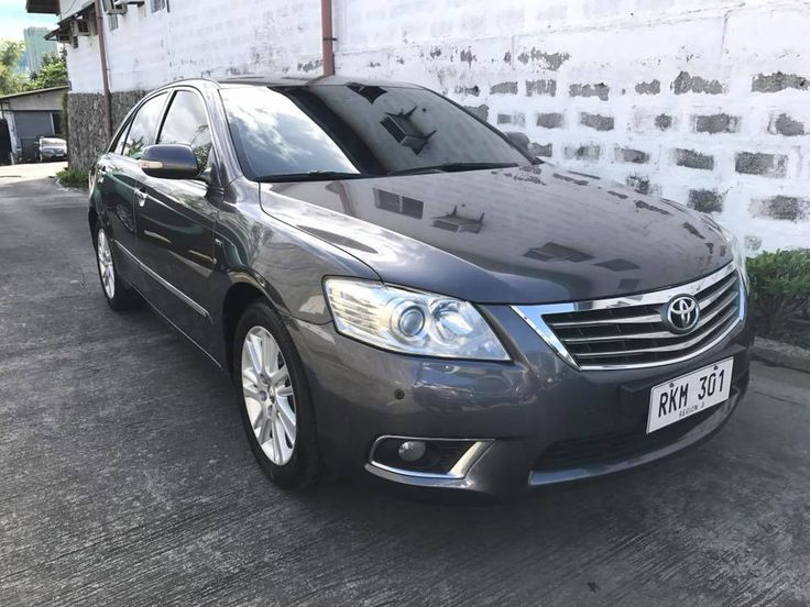 Top Of The Line Well Maintained #CarsForSale 2011 Toyota Camry 3.5Q At Auto  Trade Philippines Call 09175287233 For More Info Or Click Image For Price  ...