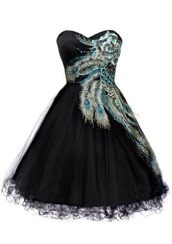 Metallic Peacock Embroidered Holiday Party Prom Dress Junior Plus Size for only $120.00 You save: $79.99 (40%)