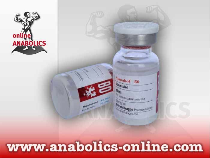 STANABOL 50 (Stanozolol Suspenzion) 10ml-1ml/50mg