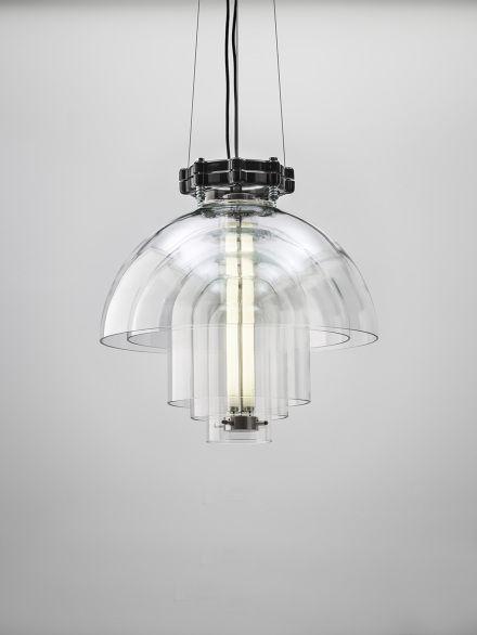 deFORM; 'Transmission' Ceiling Light for Kavalier Design, 2012