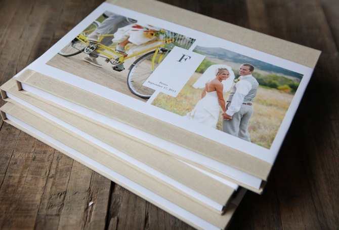 Hardcover Wedding Photo Book  $189 for a 200 page book // www.artifactuprising.com (photo cover image credit www.lindsaybphoto.com)