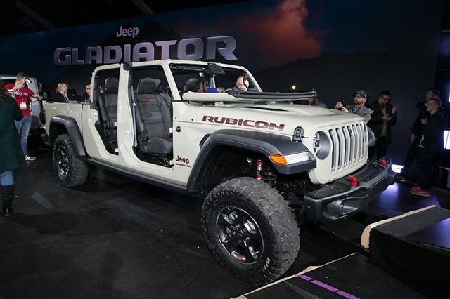 The 2020 Jeep Gladiator Motortrend The Gladiator Shares Almost