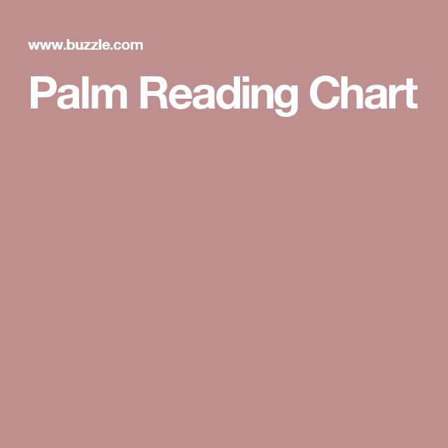 palm reading free online guide