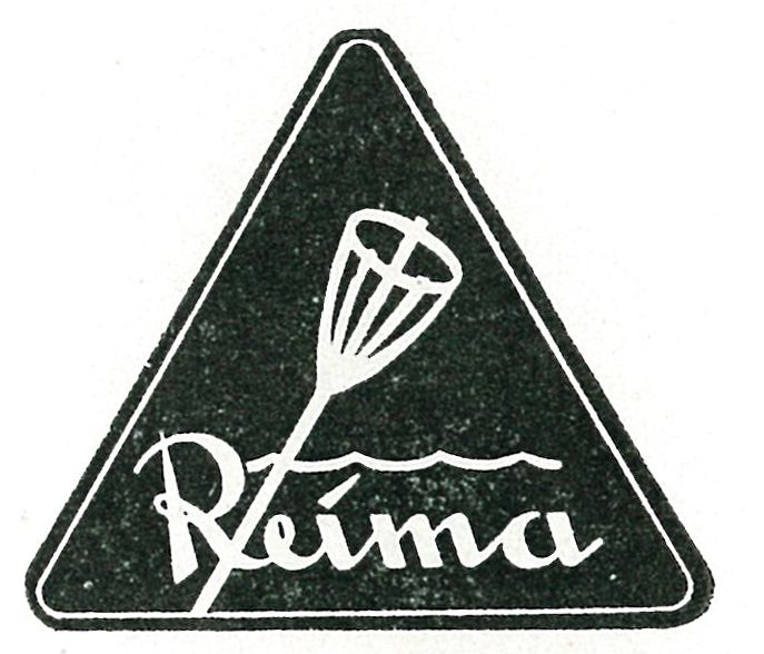 Old Reima logo from 1950´s. #Reima70