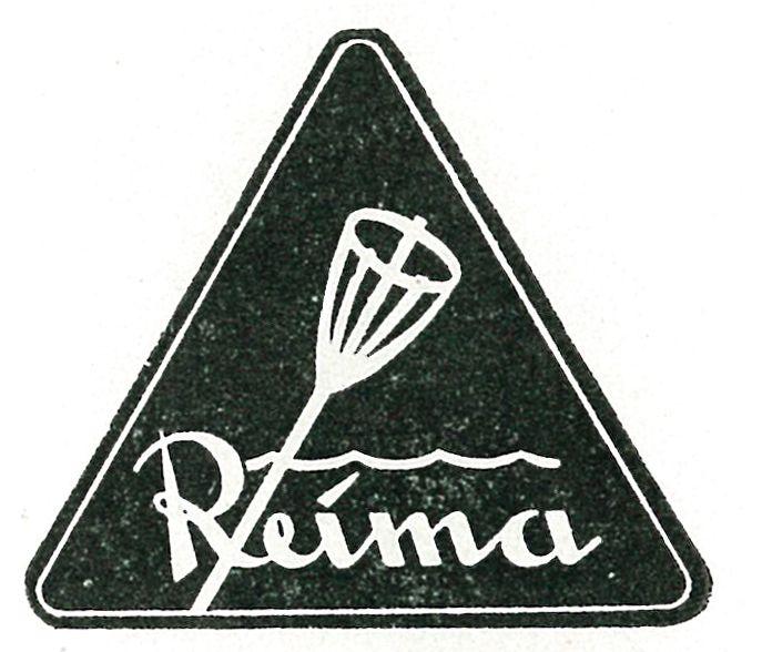 Old Reima logo from 1950´s. #Reima70