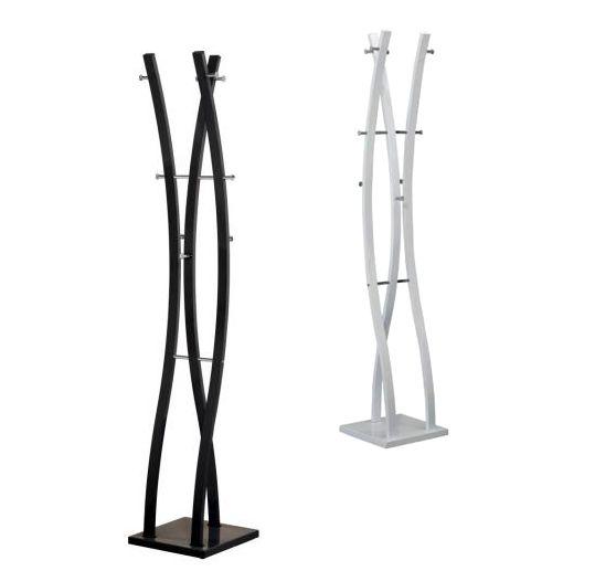 Wieszaki W50 wykonane są ze stali malowanej proszkowo w kolorze białym, lub czarnym, nadaje on pomieszczeniu modny i nowoczesny wygląd. https://mirat.eu/wieszaki-na-ubrania,c696.html