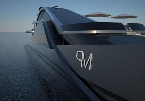 onde 300  futuristic yacht  federico pacini  yacht  watercraft  mega yacht  future vehicle