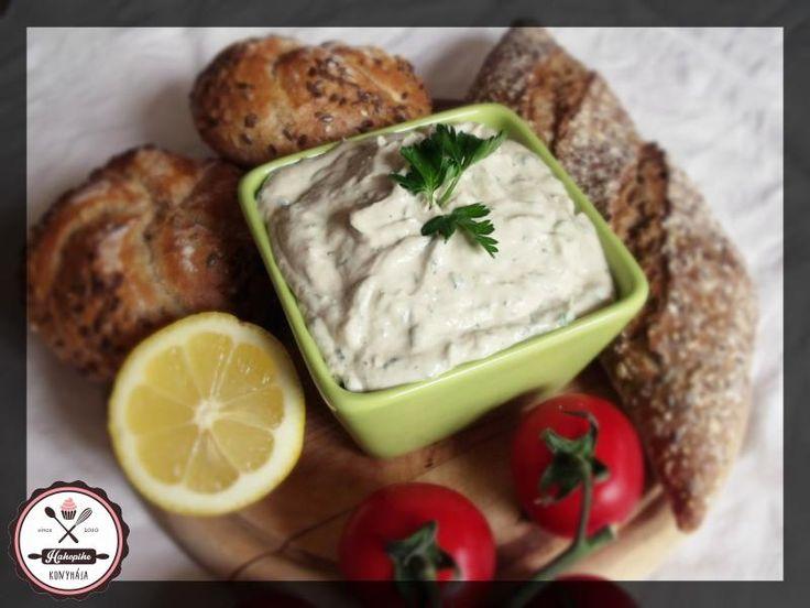Makrélás sajtkrém
