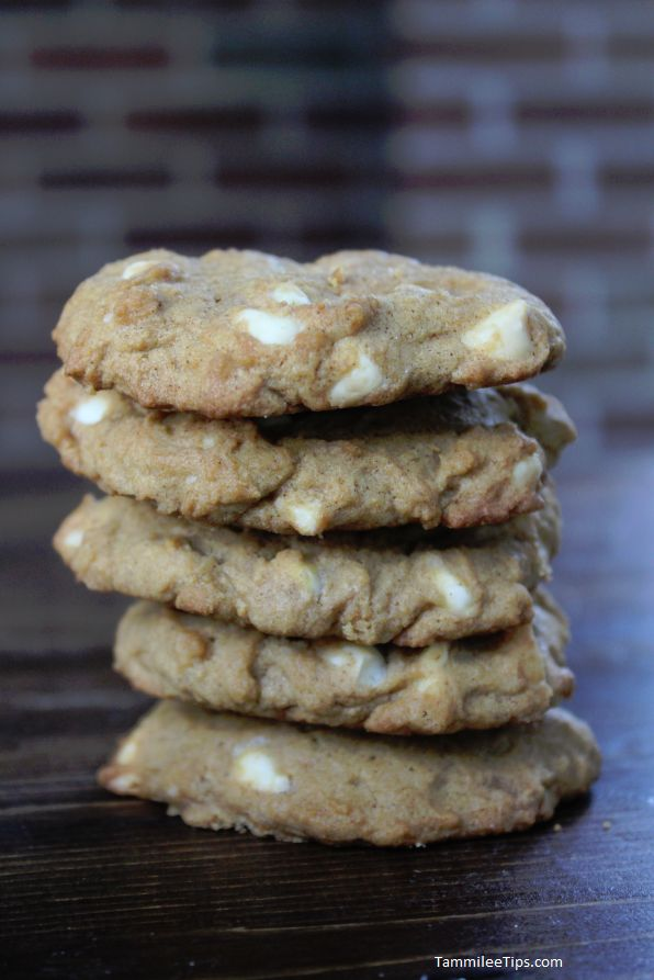 Best 25 Pumpkin Spice Cookies Ideas On Pinterest