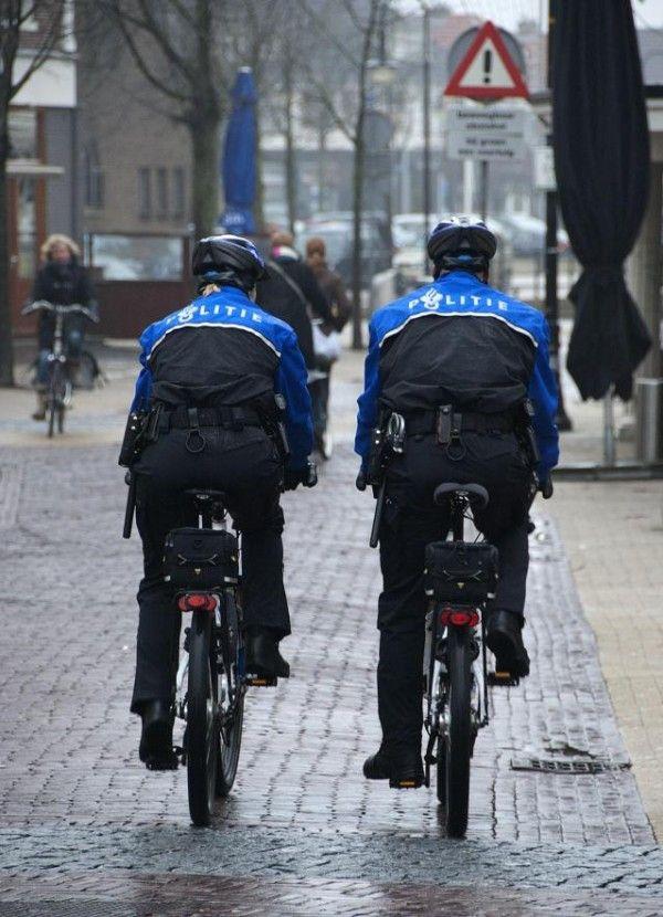 Dutch police #netherlands