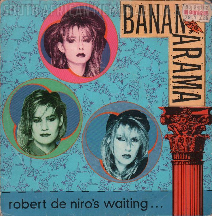 "BANANARAMA - Robert De Niro's Waiting - South African Vinyl 7"" PS Single 2"